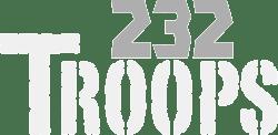 232 Troops, Warrior Built