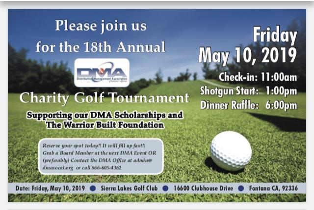 DMA Golf Tournament