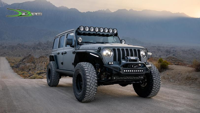 DeBerti Custom Jeep