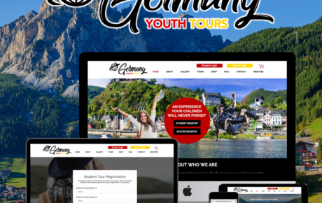 Germany Youth Tours | Travel Website | Travel Web Designer | Tours Website | Tours Web Designer | Hire Web Designer for Travel Website