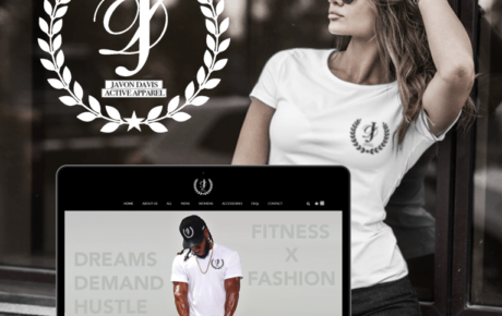 Javon Active Apparel | eCommerce Fashion Website | eCommerce Fitness Website | eCommerce Business Website | eCommerce Shopping Cart Website
