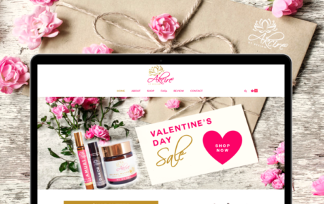 AkcireByDesign | Women's Fashion eCommerce Website | eCommerce Website
