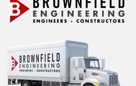 Brownfield Engineering - Engineering Logo - Engineer Logo