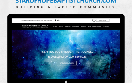 Church Web Design, Church Website Design, Baptist Website Design, Church Logo Design, Prayer Website Design