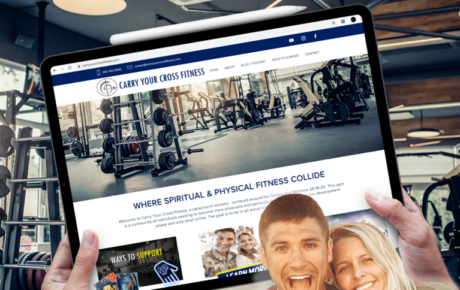 Carry Your Cross Fitness | Religious Website | Religion Website | Fitness Website | Fitness Web Designer