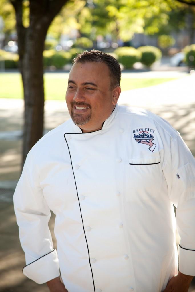 Chef Jeremy Bryant