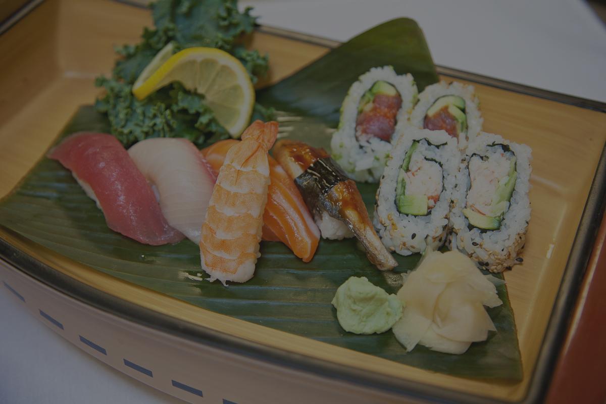 The Sushi Shop