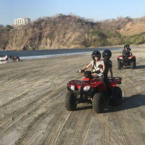 Beach and Mountain ATV Tour