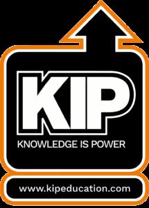 KIP Logo with web address transparent