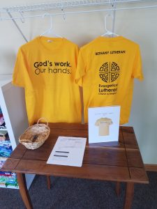 God's work 2018 shirts