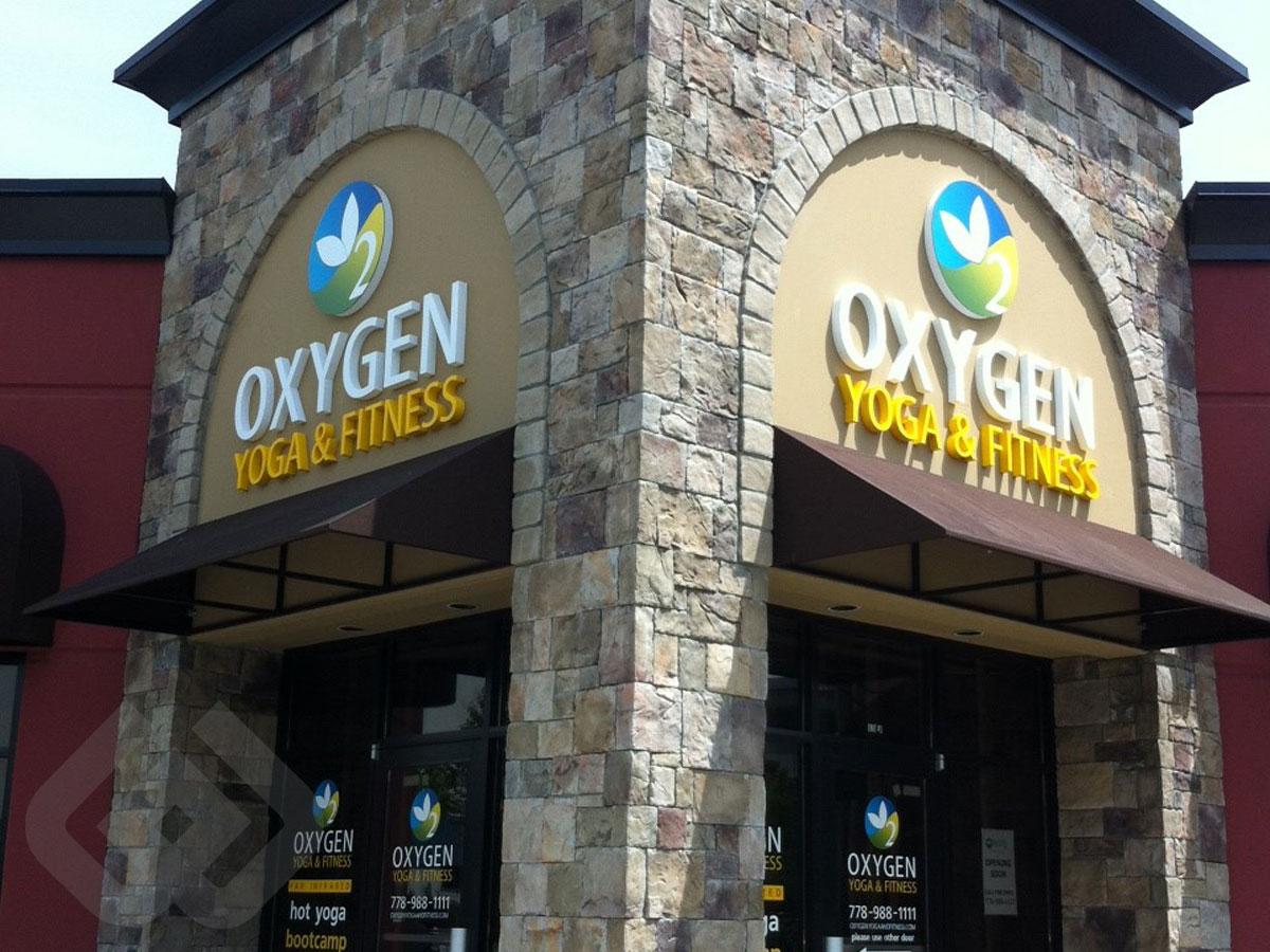 Oxygen-Langley