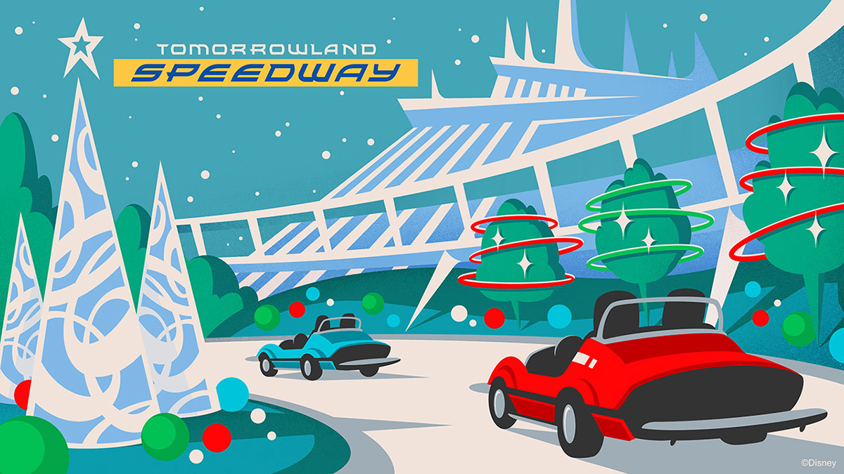 New Holiday Offerings at Walt Disney World