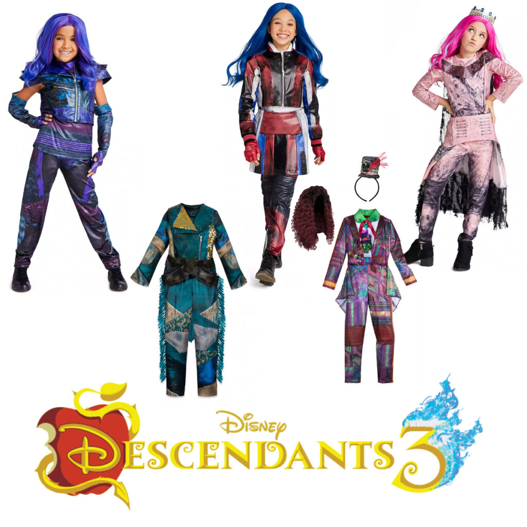 Descendants 3 Costumes