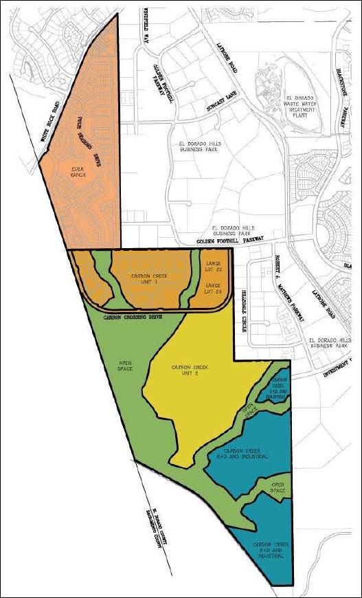 Carson Creek Master Plan