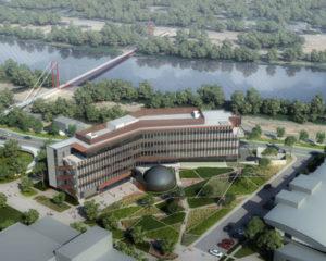 California State University Sacramento Science Complex