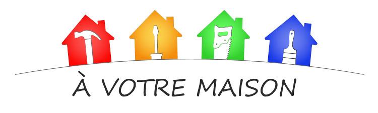 À votre maison - logo