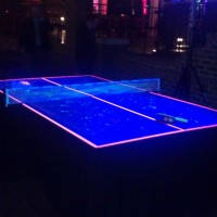 Blacklight Ping Pong