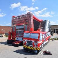 Fire Engine Combo