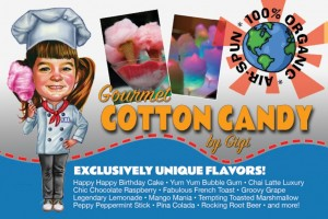 Gigi's Gourmet Cotton Candy