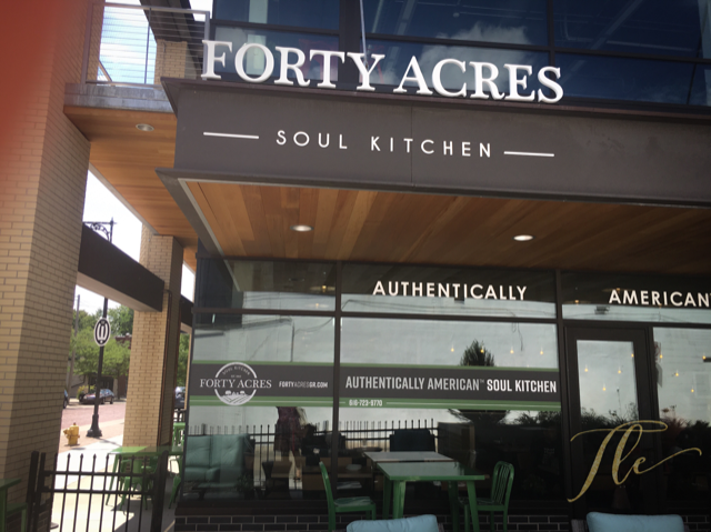 Grand Rapids' New Forty Acres Restaurant- SOUL Good