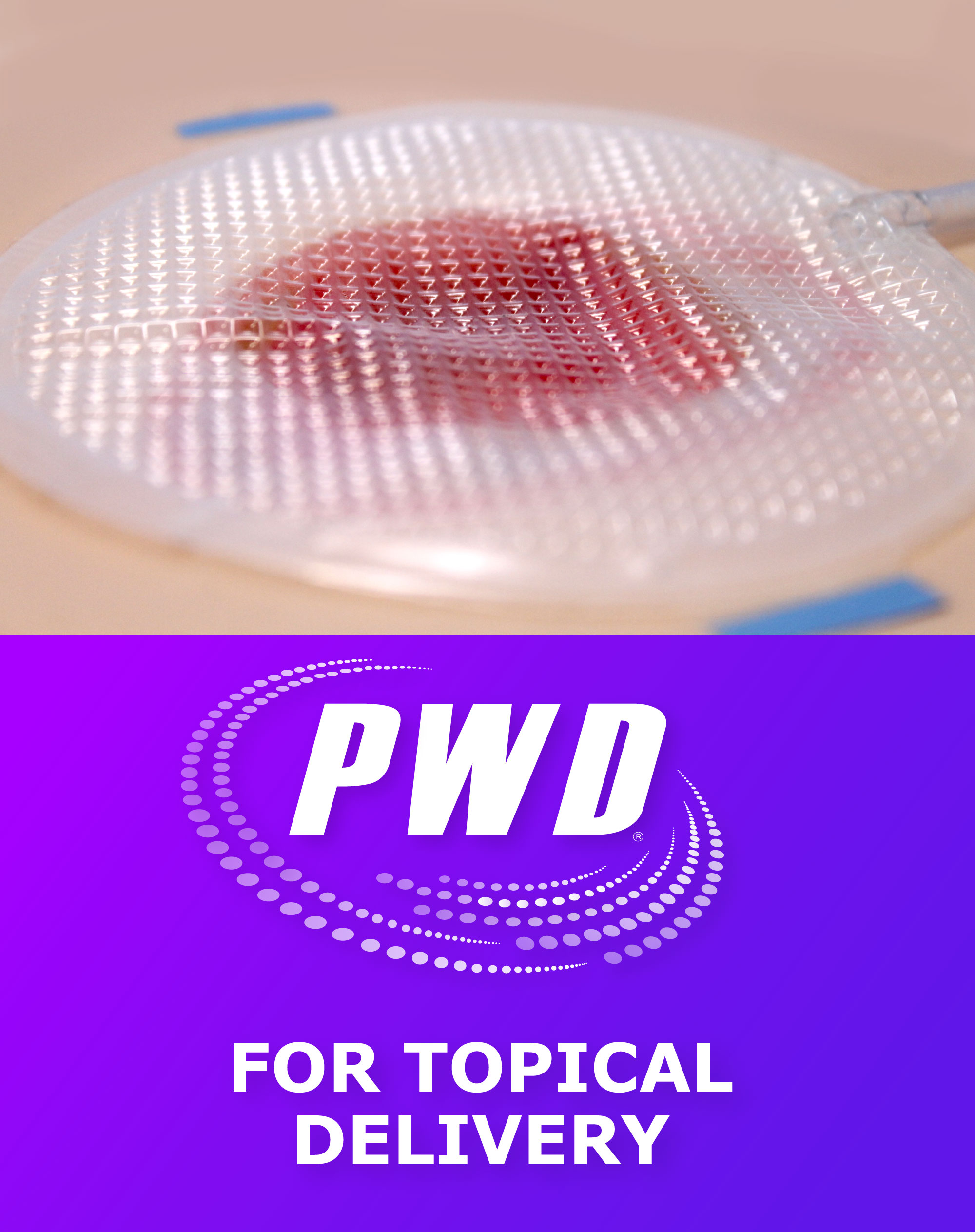 PWD - For Topical Delivery