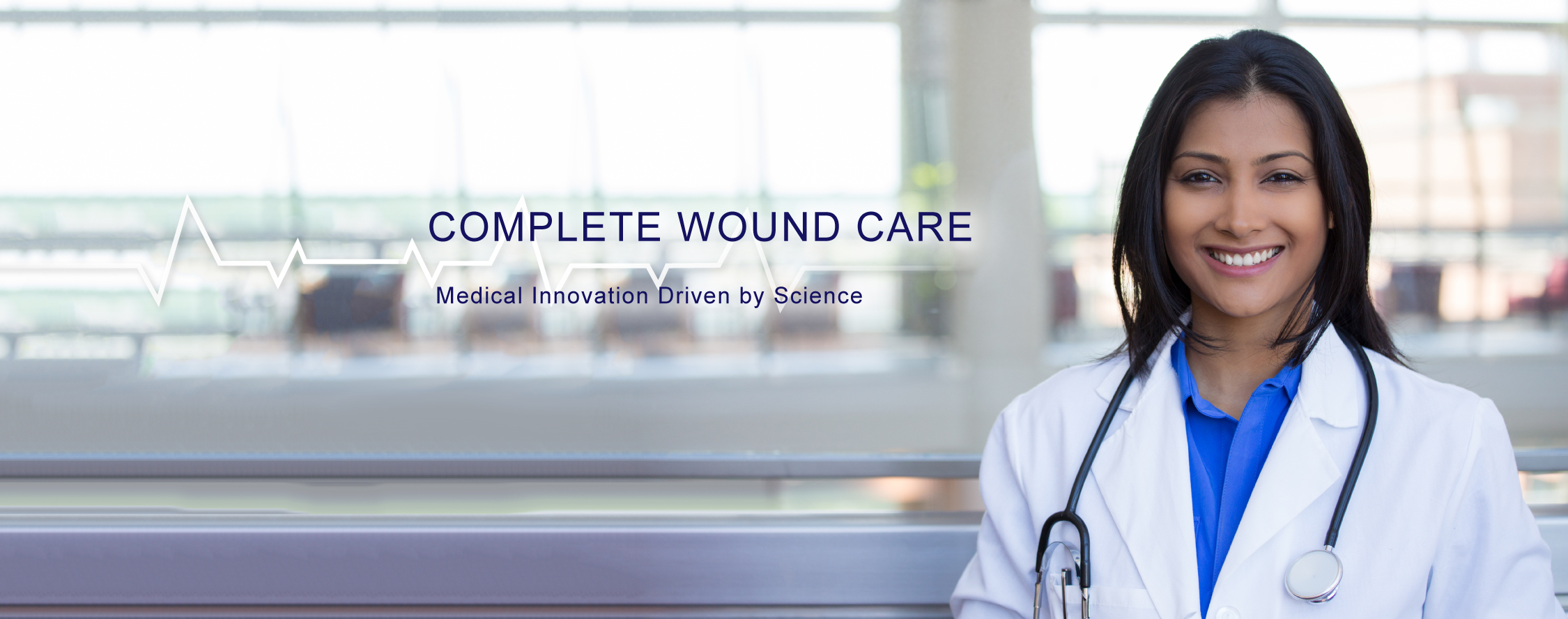 Complete Wound Care - Medical Innovation Driven by Science