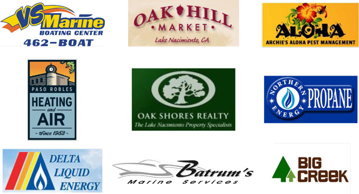 Heritage Ranch and Oak Shores advertisers