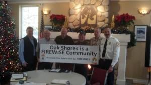 Oak Shores Firewise