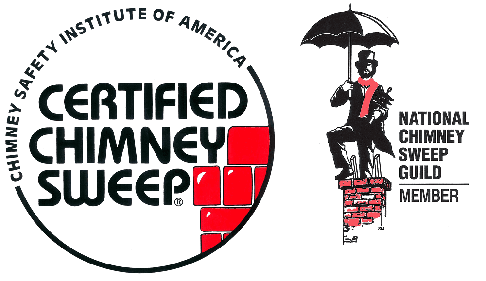 CSIA certified Member National Chimney Sweep Guild