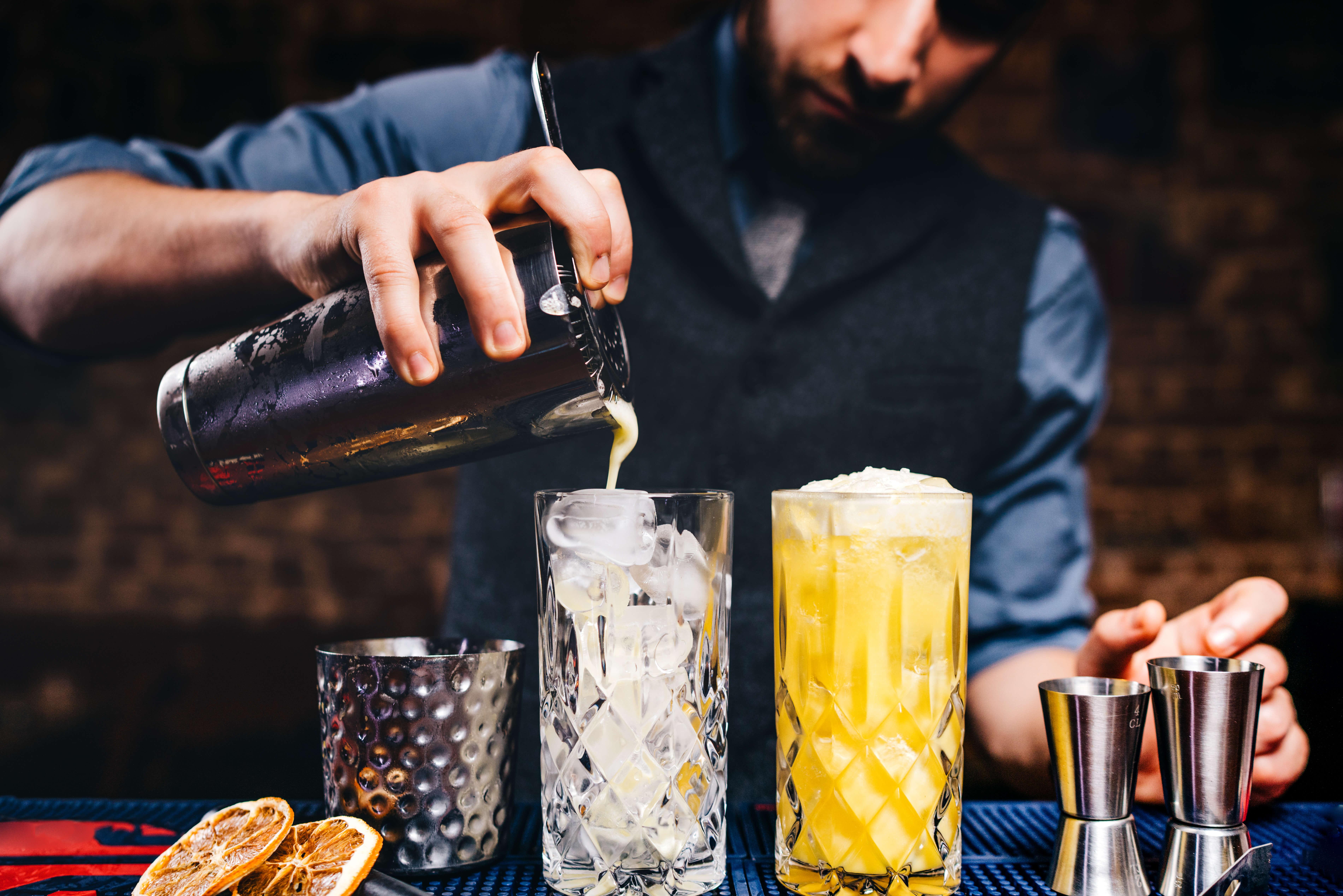 Hell's Best Kept Secret: The Vodka Tonic