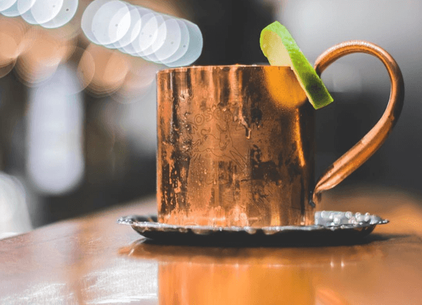 Hell's Moscow Mule
