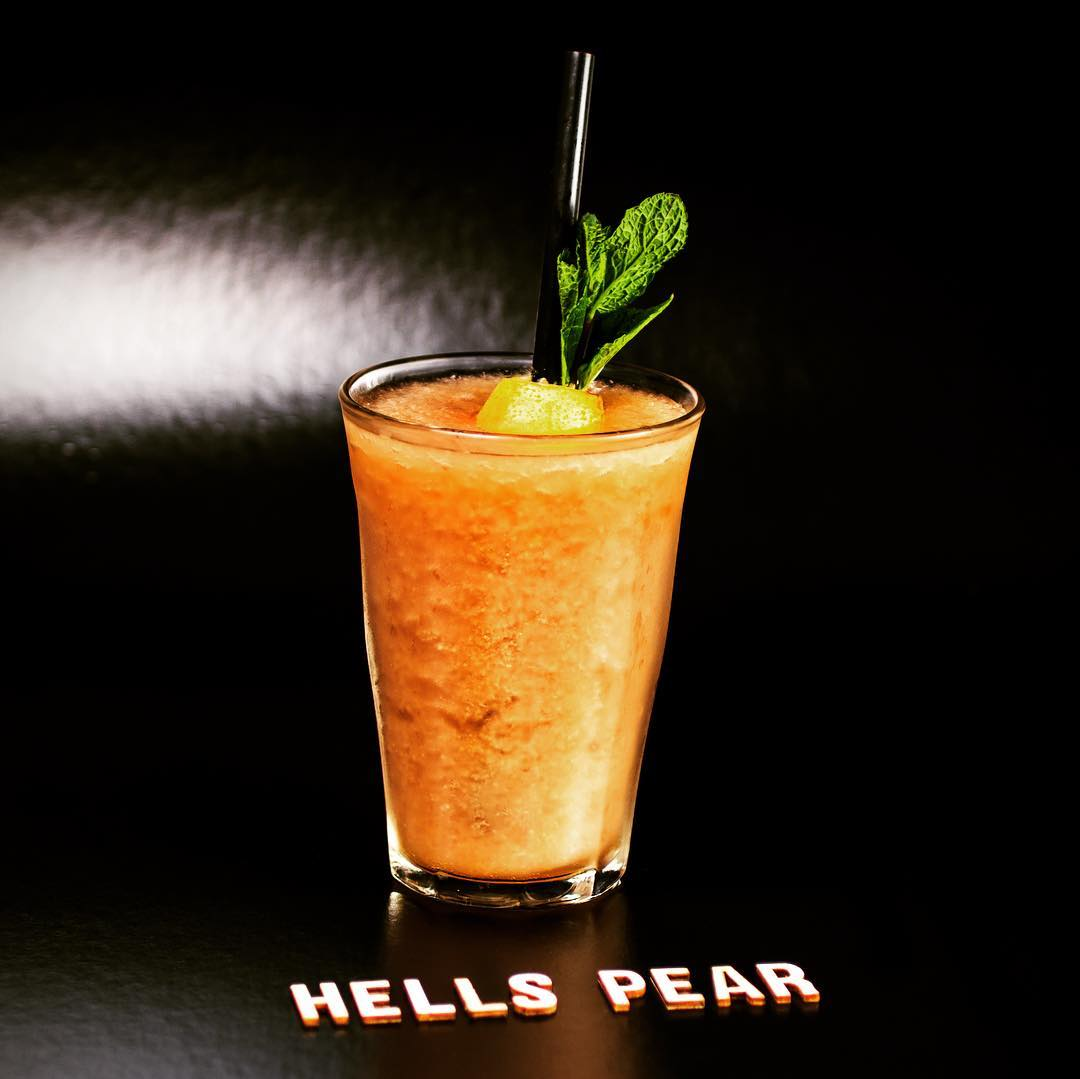 Hell's Pear Slushie