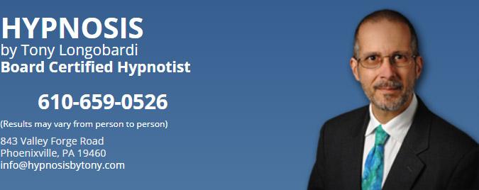 Tony Longobardi - Board Certified Hypnotist