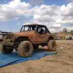 Muddy Pre-Running