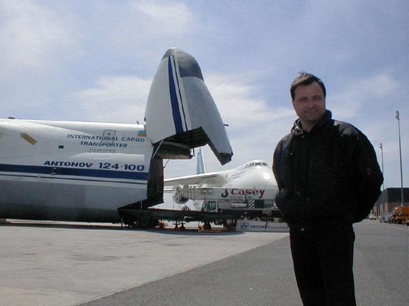 John Ostojic Antonov