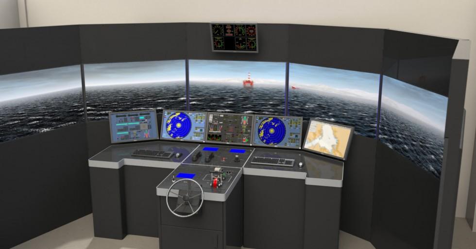 Dynamic positioning Simulator