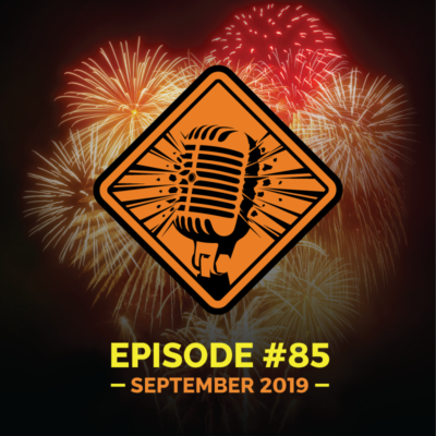 Fireworks Brigade Pyro Podcast Episode 85