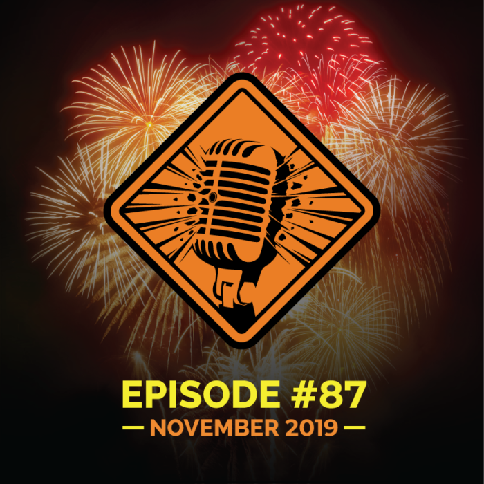 Fireworks Brigade Pyro Podcast Episode 87