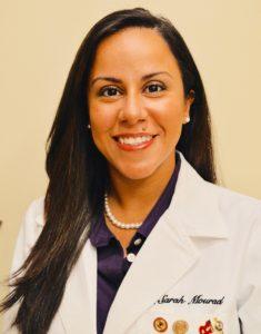 Dr. Sarah Mourad Dentist