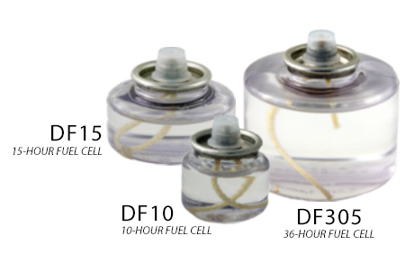 Approved Dine-Aglow Liquid Wax Fuel Cells