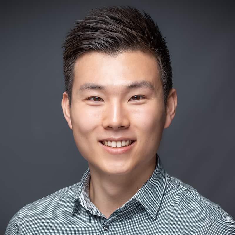 Dr. Andrew Baek, Optometrist