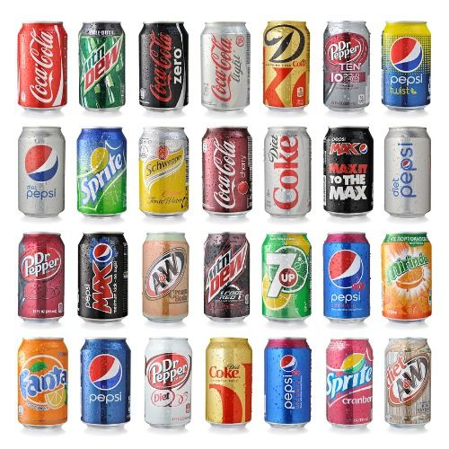 Soft drinks increase risk for tooth decay