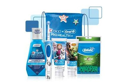Kids Dental Product Recommendations