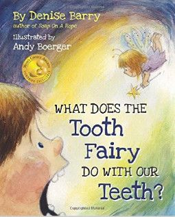 What does the tooth fairy do with our teeth