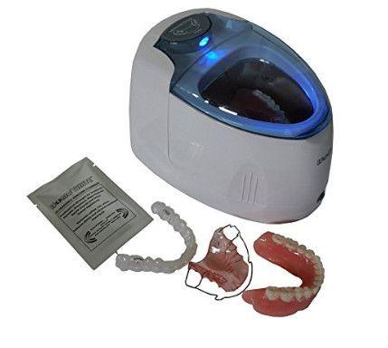iSonic Ultrasonic Dental Appliance Cleaner