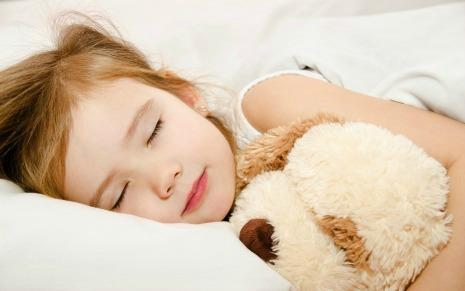Nighttime teeth grinding in kids
