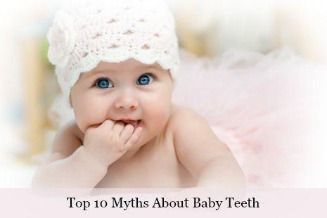 Baby Teeth-Top-10-Myths