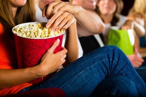 Eating popcorn can crack teeth