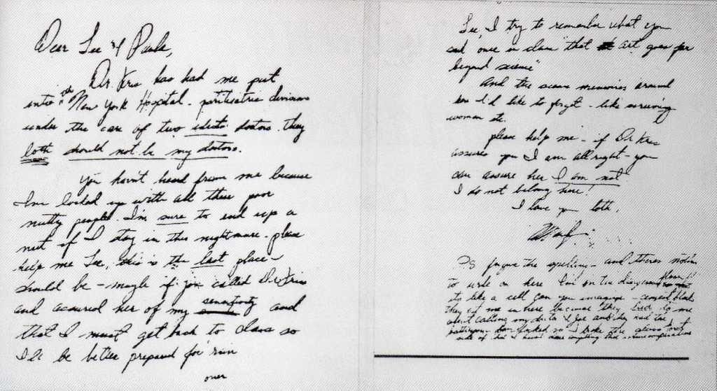 Marilyn Monroe's Handwriting