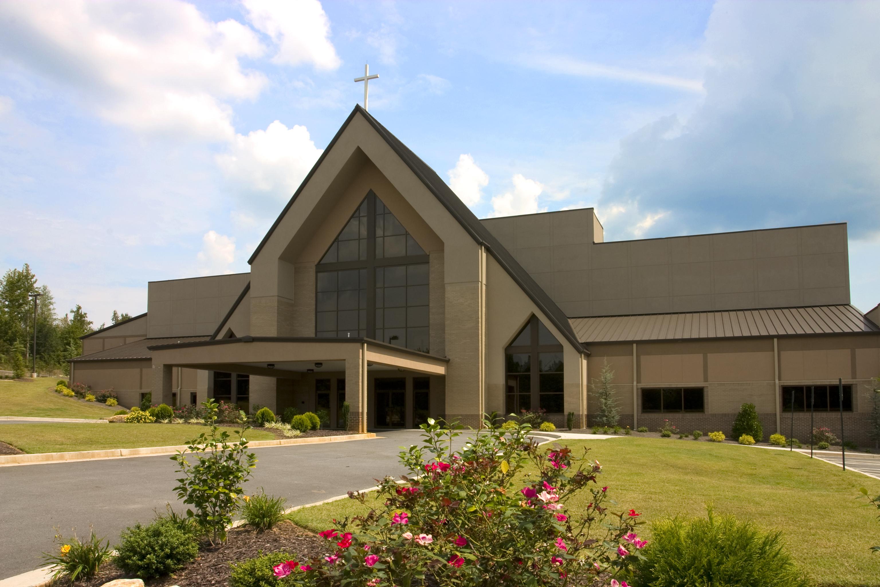 Mount Holly Church 1